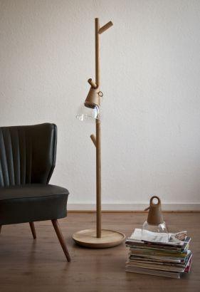 lamp leuchte Elisabeth Florstedt aufziehen dynamo tragbar design